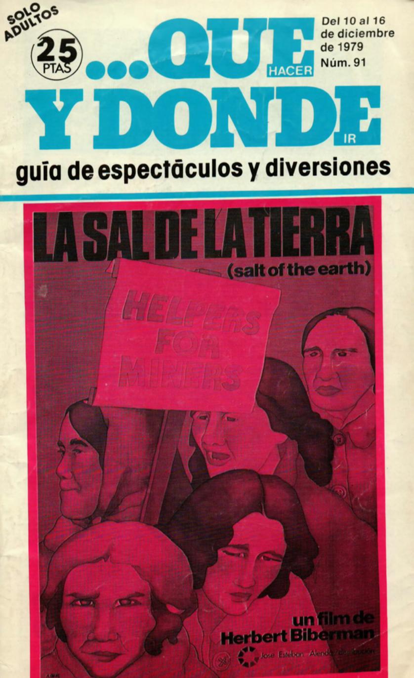 1979 Pavesos València Estambul Konstantinopolis Que y Donde 10 desembre