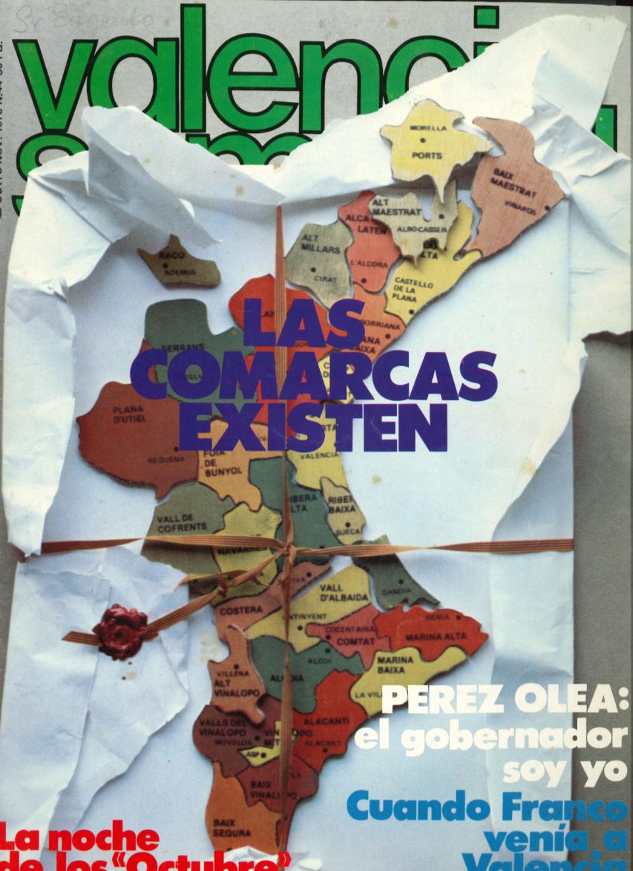 1978 Valencia Semanal Premis Octubre