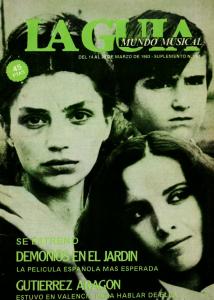 1983 La Guia 14 març