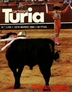 1984 Turia 12 març Nomenament Relacions Públiques Conselleria