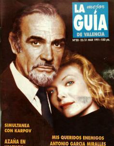 1991 La Guia 25 març Vte. Ramírez. Sala Canal