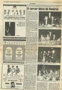 1991 Societat Las Provincias, Levante