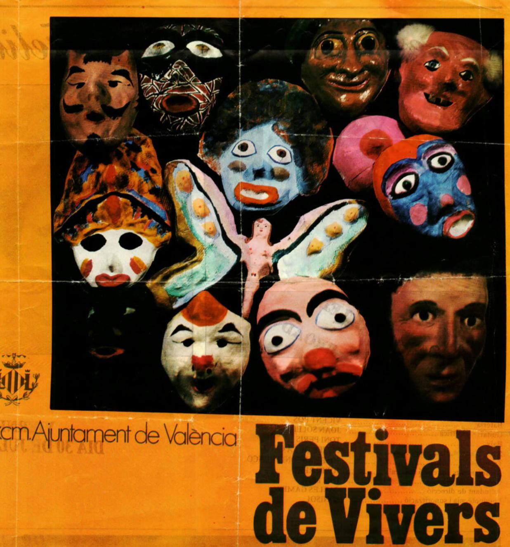 Pavesos Festivals de Vivers amb Núria Feliu